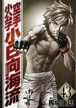 Karate Shokoshi - Kohinata Minoru 43 Manga