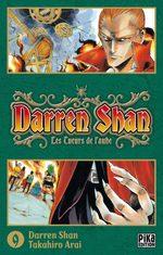 Darren Shan 9 Manga