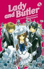 Lady and Butler # 5