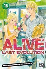 Alive Last Evolution 16