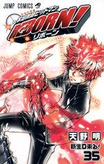 Reborn! 35 Manga