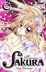 Princesse Sakura 1 Manga
