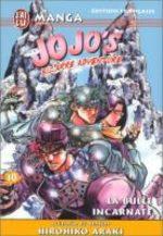 Jojo's Bizarre Adventure 10