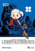 L'Enfant aux Trois Yeux 2 Manga