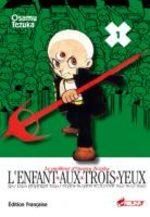 L'Enfant aux Trois Yeux 1 Manga