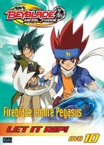 Beyblade Metal Fusion - Saison 1 10 Série TV animée