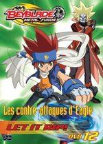 Beyblade Metal Fusion - Saison 1 12 Série TV animée