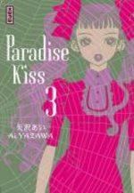 Paradise Kiss 3 Manga