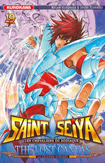 Saint Seiya - The Lost Canvas 19