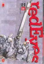 Red Eyes 4 Manga
