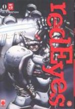 Red Eyes 3 Manga