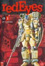 Red Eyes 1 Manga