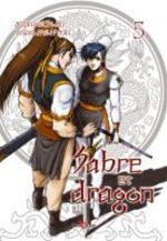 Sabre et Dragon 5 Manhwa