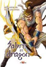 Sabre et Dragon 3 Manhwa