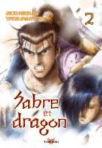 Sabre et Dragon 2 Manhwa