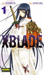 X Blade 1