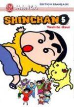 Shin Chan 5 Manga