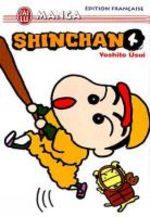 Shin Chan 4 Manga