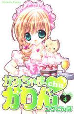 Kamichama Karin Chu 4 Manga