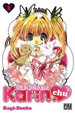 Kamichama Karin Chu 1