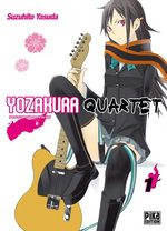 Yozakura Quartet 1 Manga