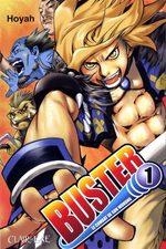 Buster 1 Manhwa
