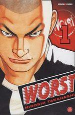 Worst 1 Manga