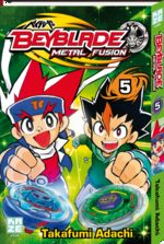Beyblade Metal Fusion/Masters/Fury 5
