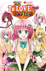 To Love Perfect 1 Fanbook