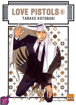 Love Pistols 6 Manga