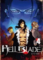 Hell Blade T.4 Manhwa