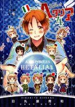 Axis Powers Hetalia 4 Manga