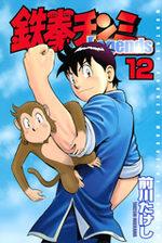 Tekken Chinmi Legends 12 Manga