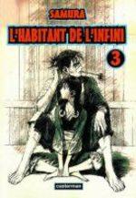 L'Habitant de l'Infini 3 Manga