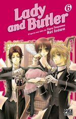 Lady and Butler # 6