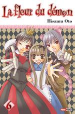 La Fleur du Démon 6 Manga