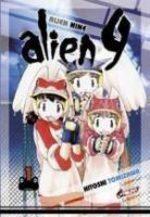 Alien 9 1 Manga