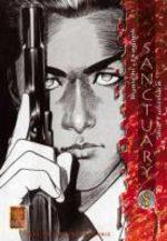 Sanctuary 8 Manga