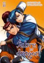 Sabre et Dragon 11 Manhwa