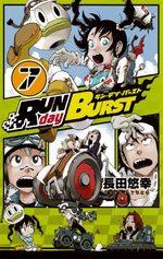 Run Day Burst 7 Manga