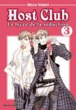 Host Club - Le Lycée de la Séduction 3 Manga