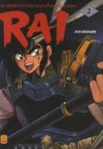 Rai 2 Manga