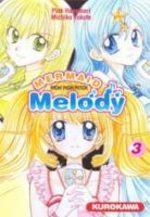 Pichi Pichi Pitch La Mélodie des sirènes T.3 Manga