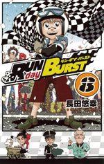Run Day Burst 8 Manga