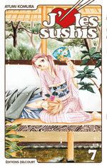 J'aime les sushis 7 Manga
