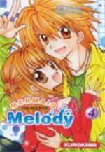 Pichi Pichi Pitch La Mélodie des sirènes 4 Manga