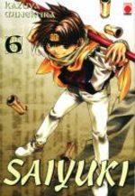 Saiyuki 6 Manga