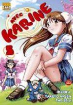 Avec Karine 5 Manga