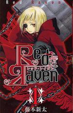Red Raven 1 Manga