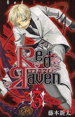Red Raven 3 Manga
